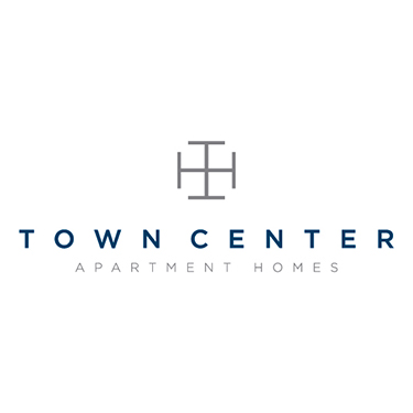 Town Center Apartments Logo
