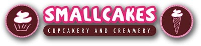 Smallcakes Kingwood Logo