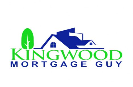Kingwood Mortgage Guy Logo
