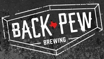 Back Pew Brewing Logo