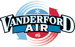 Vanderford Air Logo