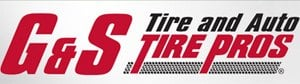 G & S Tire and Auto Logo