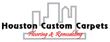 Houston Custom Carpets Flooring & Remodeling Logo