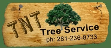 TNT Tree Service Logo