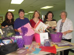 Kingwood FamilyTime�s Crisis & Counseling Center prepares for Purple Ribbon Luncheon