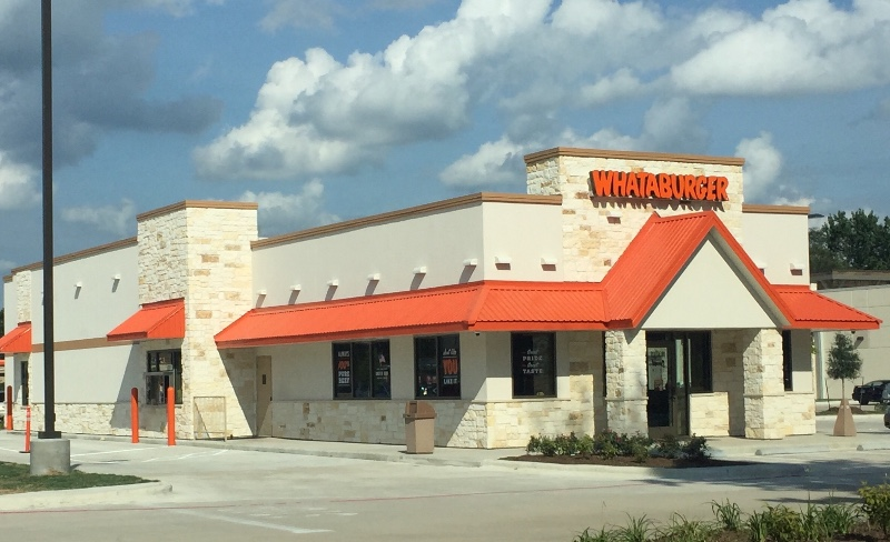 New Whataburger In Kingwood