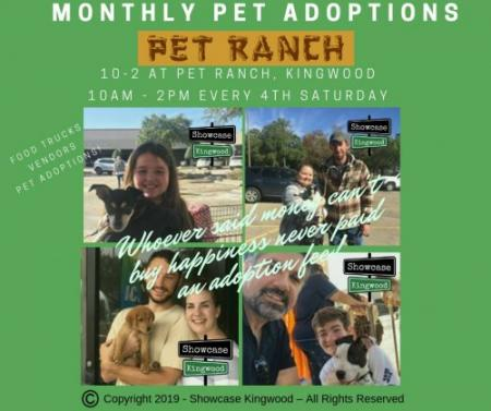 Pet Adoptions at Pet Ranch of Kingwood