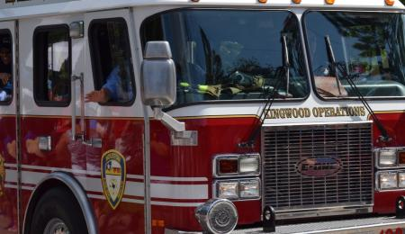Kingwood Fire Station Undergoes Renovations