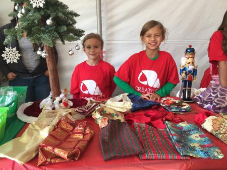 Creativity Shell Hosts 2nd Annual Munchkin Market in Kingwood!