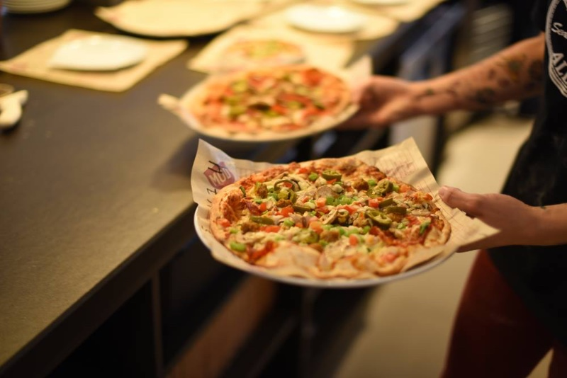 MOD Pizza Opens In Kingwood